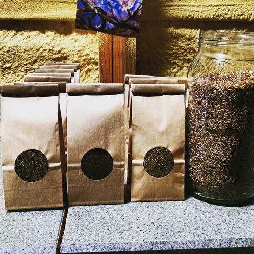 Specialty Teas & Herbs   Crooked Row Farm   New Tripoli PA